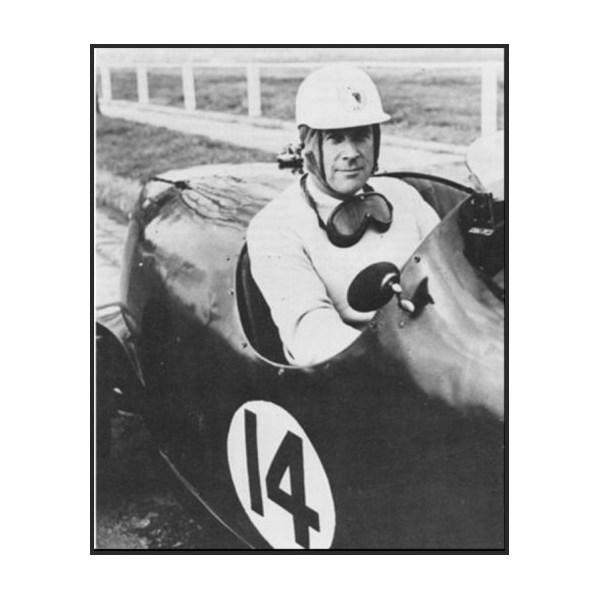 Doug Whiteford , winner of the 1950 AGP at Nuriootpa