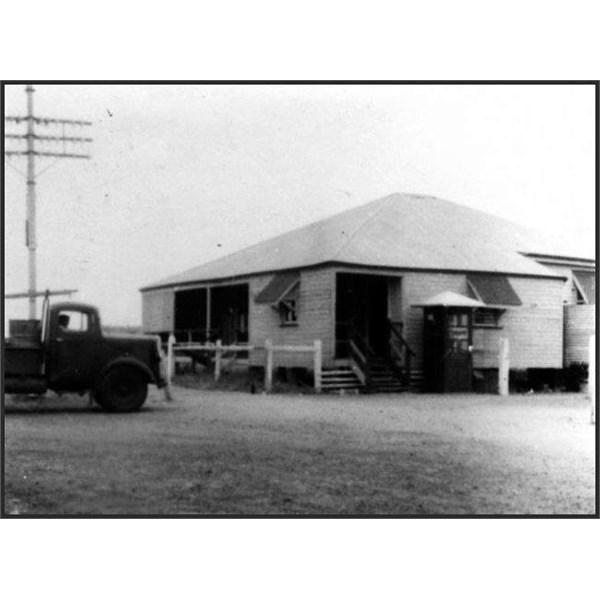 Boulia Post Office, 1948