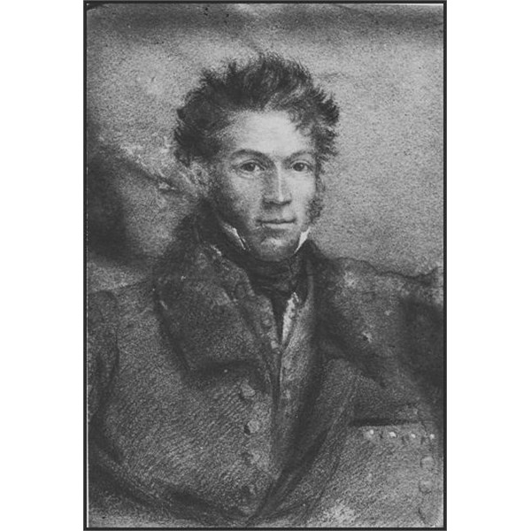 Capt. Samuel Perry, Deputy Surveyor General