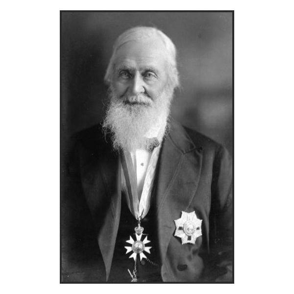 Augustus Charles Gregory, 1903
