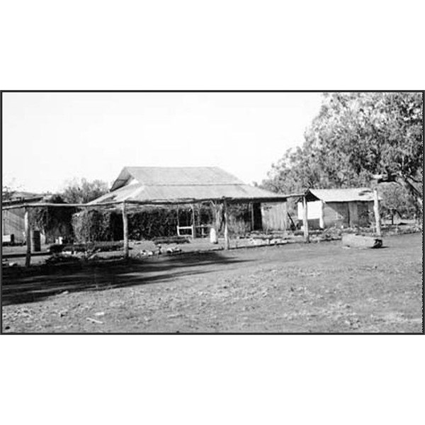 Police Station Timber Creek 1924