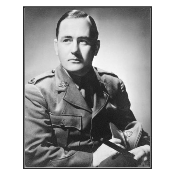 (Maj) William Edward Hanley Stanner, 2/1st North Australia Observer Unit