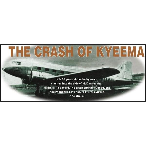 The Crash of Kyeema