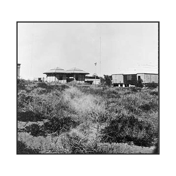 Royal flying doctor service - Wyndham wireless station and doctor's residence 1946