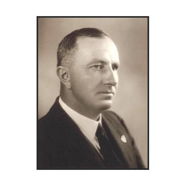SA Politician Mr Charles Hawker