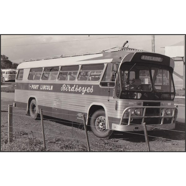 1962 Albion with Leyland engine