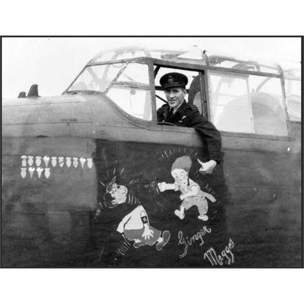 Flight Lieutenant A. S. MacWilliam DFC of Sydney, NSW,