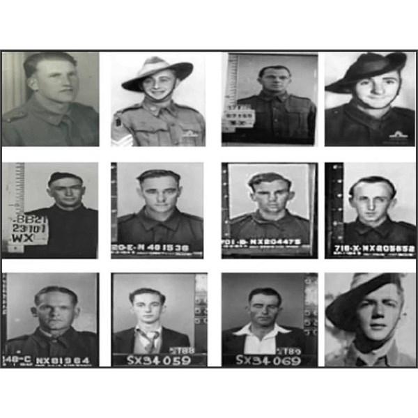 Servicemen Killed Group A