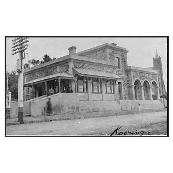 Old Burra Post Office 1901