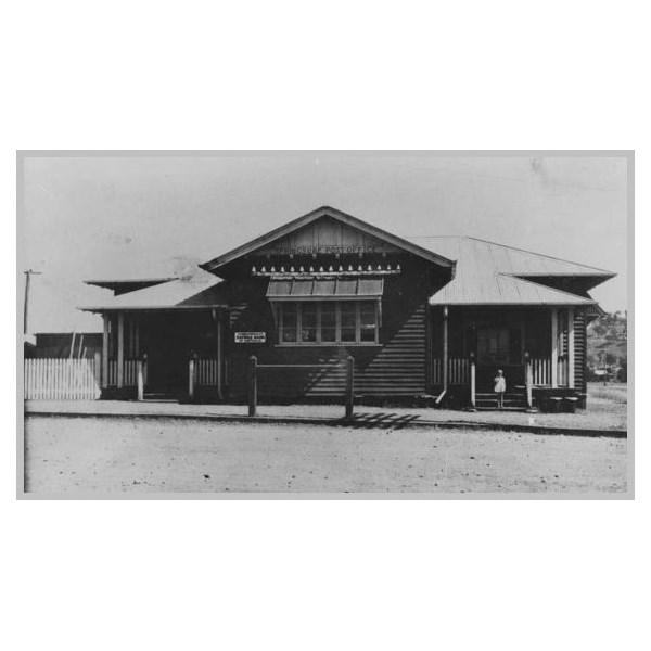 Springsure Post Office 1930
