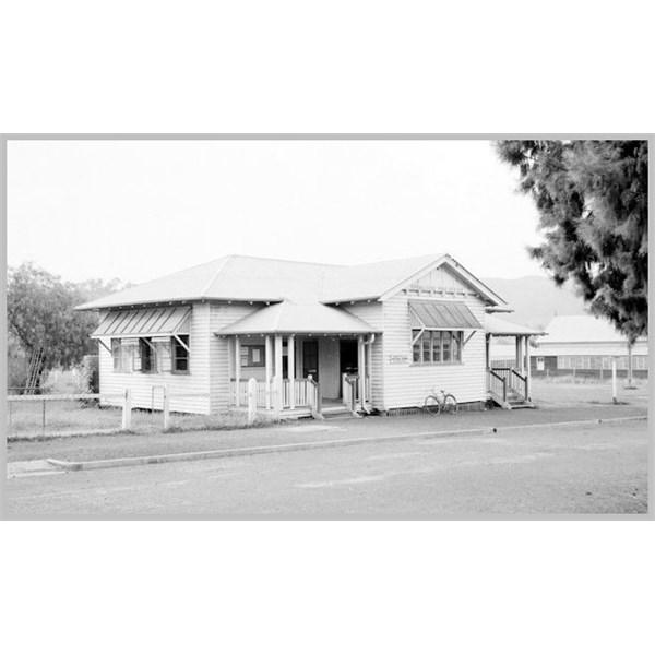 Springsure Post Office 1960