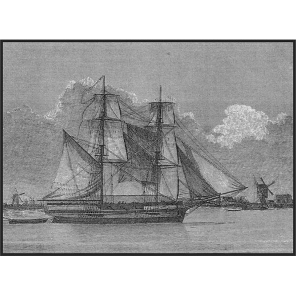 Lady Nelson H.M. Armed Tender 1798-1825