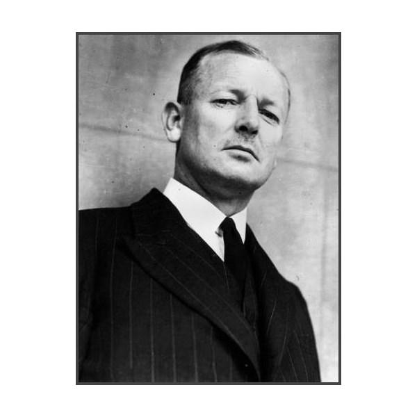 Justice Alan Mansfield Brisbane 1945