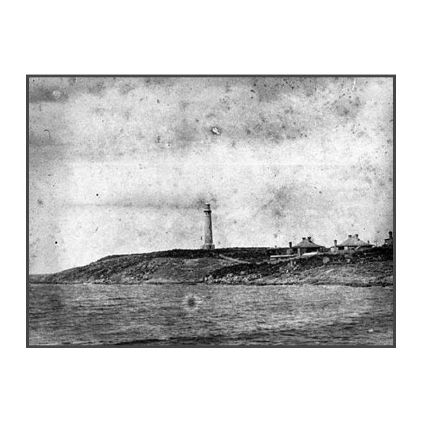 Lighthouses and Beacons - Cape Leeuwin, 1917