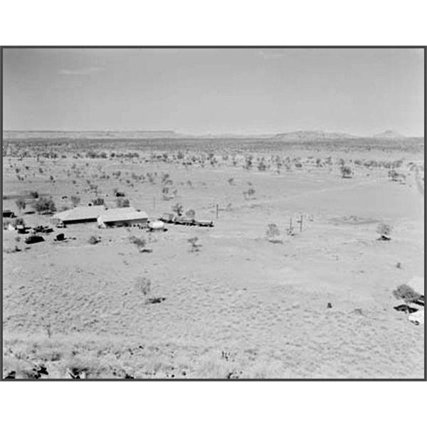 Barrow Creek 1958