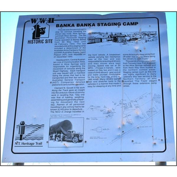 Banka Banka Staging Camp info 2012