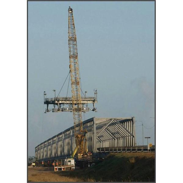 Burdikin Bridge Construction