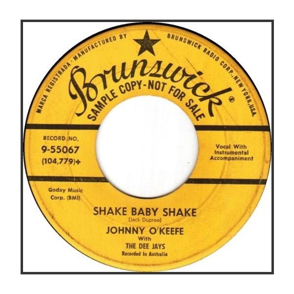D.J Copy of Shake Baby Shake