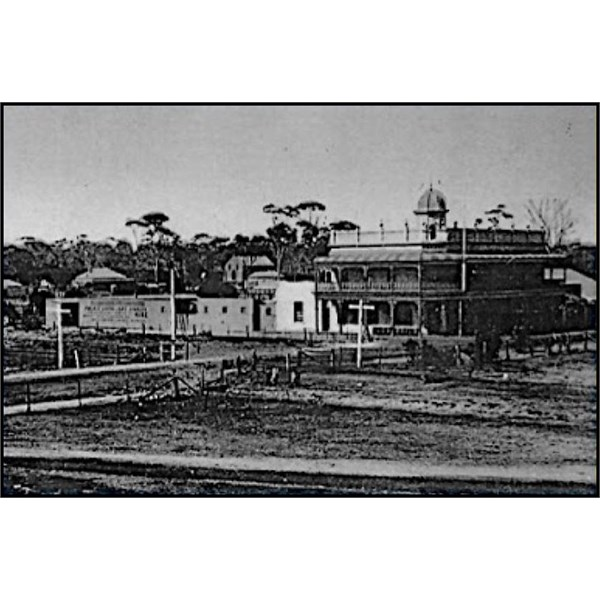 The Palace Hotel, Wagin - built in 1905