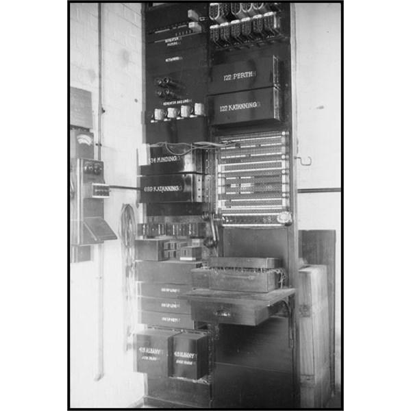Wagin - Long line equipment 1947