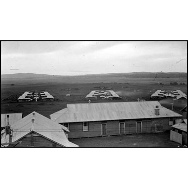 Molonglo internment camp