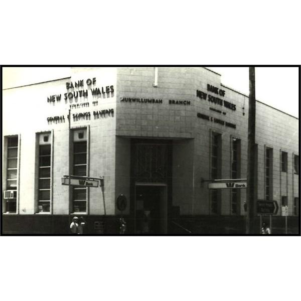 Murwillumbah Branch Bank of NSW