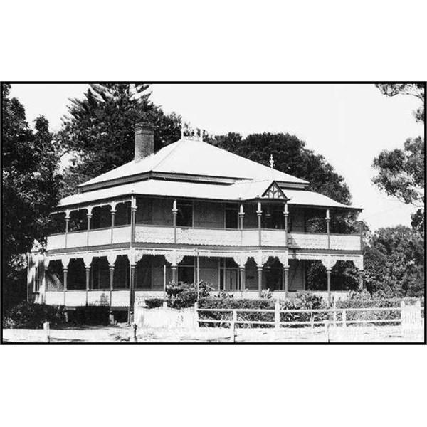 Lisnagar Homestead 1904