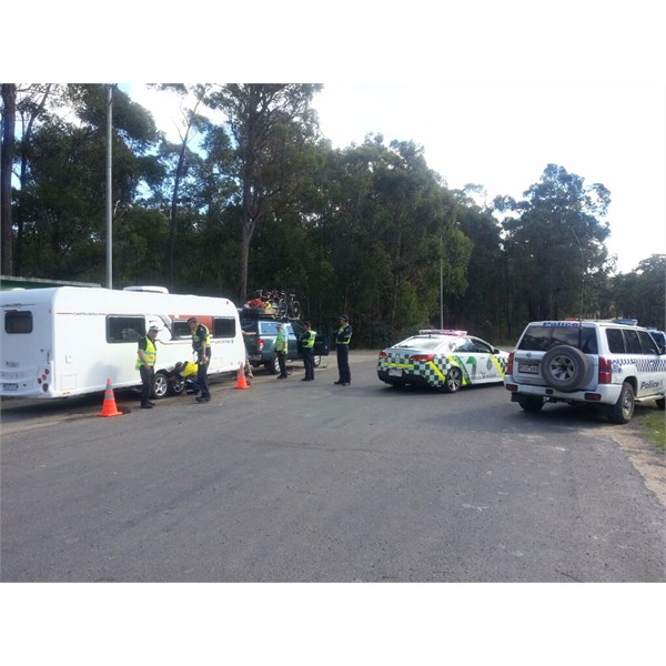 Police Operation Cann River May 2016
