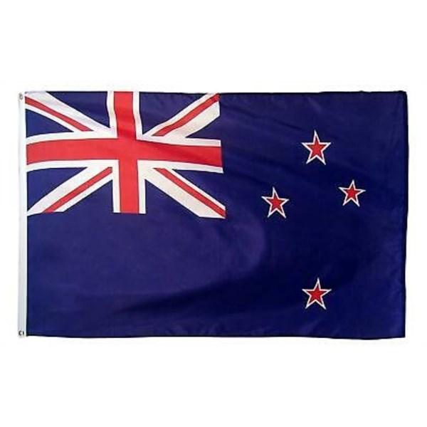 NZ Flag.