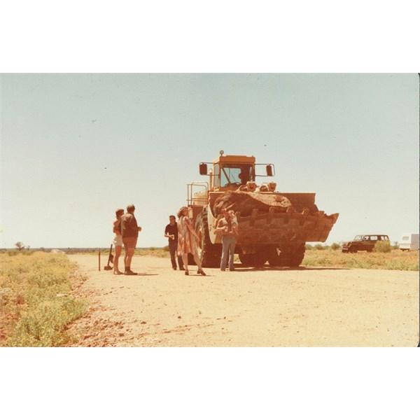 1979 SA NT Border
