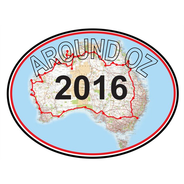 Around Oz 2016