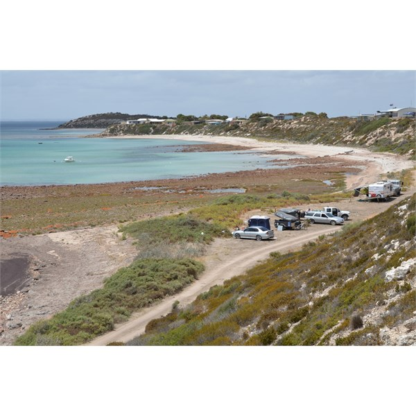 Free Camping near Point Souttar