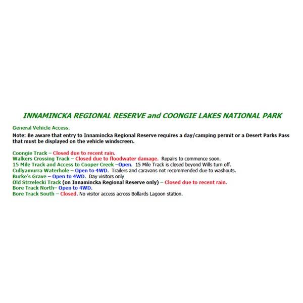 Desert Parks Bulletin
