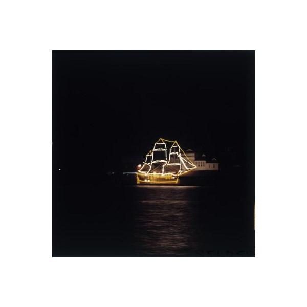 Swan Brewrey at Night