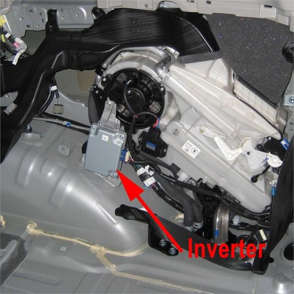 Toyota 100w inverter