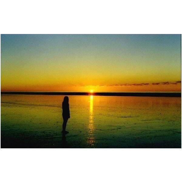 80 Mile Beach Sunset 1998