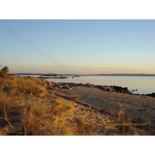 Sunset at McGowan's Island Beach, Kalumburu