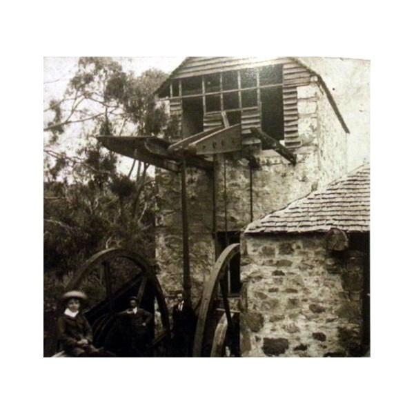 The Cornish Engine House 1