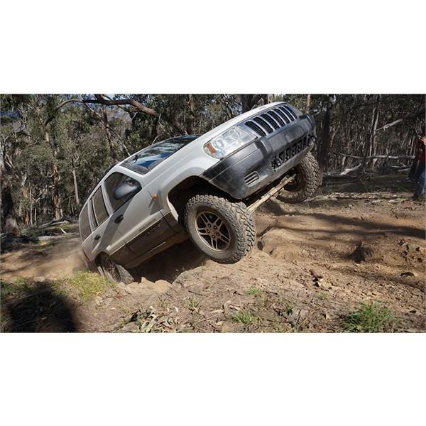 Jeep Jumps