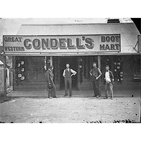 Condell's Great Western Boot Mart