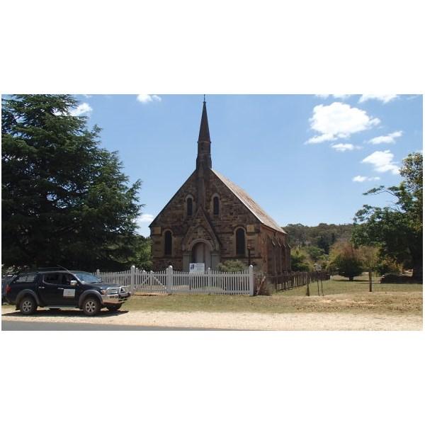 St Paul's Presbyterian Church today