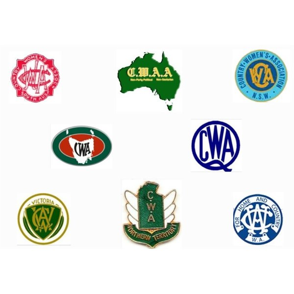 The States & Territory Logo's