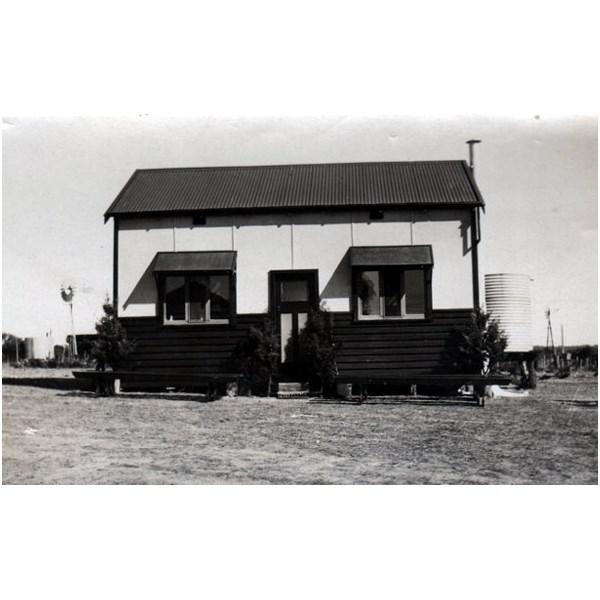 Watheroo, WA Restroom in 1940
