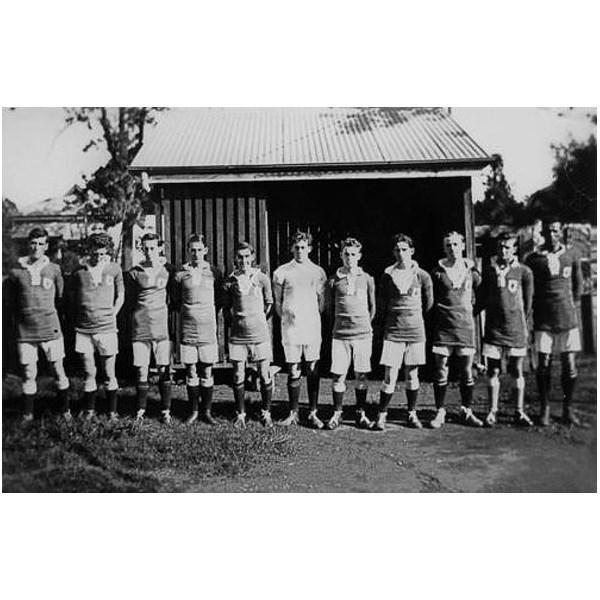 Pineapple Rovers 1924