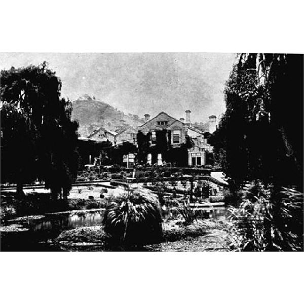 Ercildoune Homestead, Ballarat, Victoria, 1879