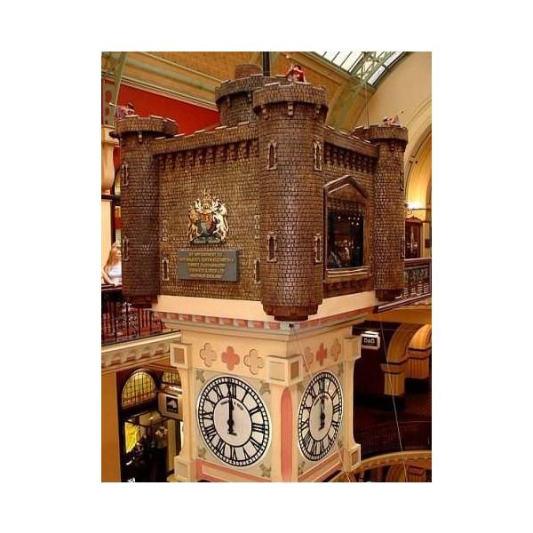 the Royal Clock