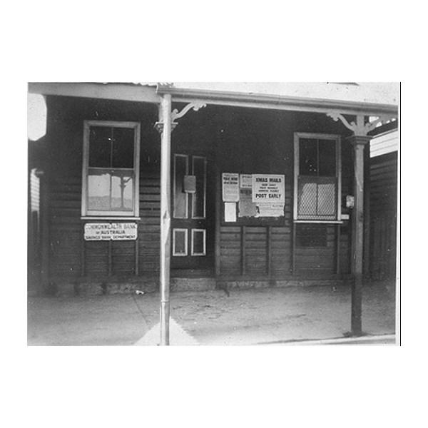 Yandina Post Office 1928