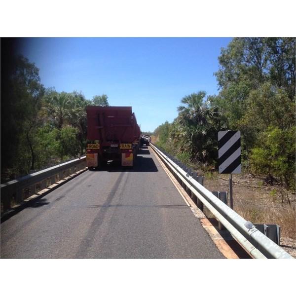 Semi & Bridge 1