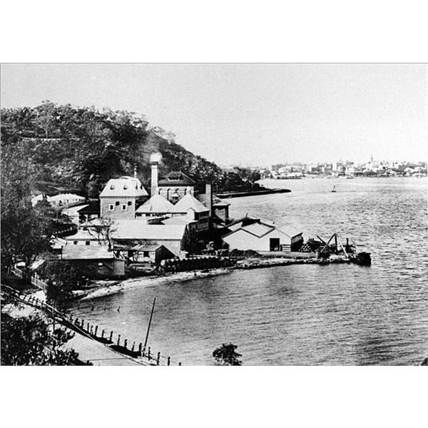 Swan Brewery c. 1890