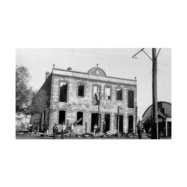 Kalgoorlie after the 1934 race riots